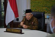 Wapres: Indonesia Masih Miliki Ruang Luas Kembangkan Keuangan Syariah