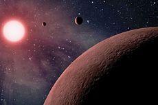 Teori Baru, Kehidupan Planet Berasal dari Debu Luar Angkasa