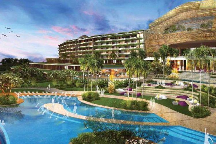 Water Park New World Grand Bali Resort