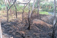 Kebakaran di Pinggir Jalan Daan Mogot, Bermula dari Bakar Sampah Saat Kerja Bakti