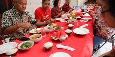 Ganjar: Tak Hanya Jawa, Kenduri Juga ada di Komunitas Tionghoa