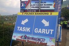 29 Orang Tewas di Jalur Mudik Jawa Barat