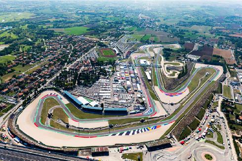 Kutukan Sirkuit San Marino bagi Peraih Pole Position MotoGP