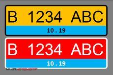 Maaf, Pelat Nomor Biru untuk Kendaraan Listrik Murni bukan Hybrid atau PHEV