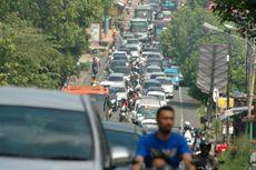 Puncak Macet, Antrean di Gerbang Tol Ciawi dan Pasar Cisarua Capai 3 Km