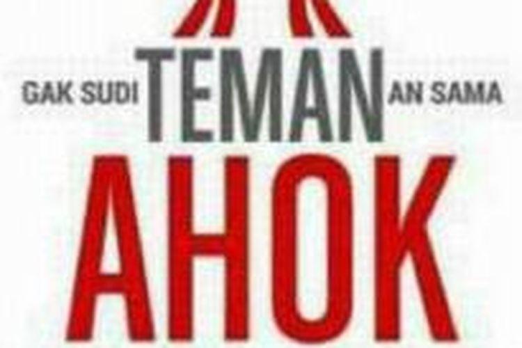 Foto parodi Teman Ahok