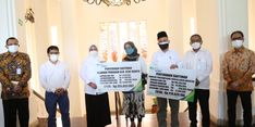 Menaker Ida Dukung Percepatan Pelaksanaan Vaksinasi Gotong Royong