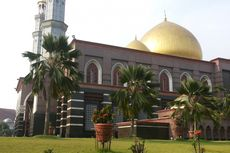 Sejarah Masjid Kubah Emas di Depok