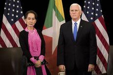 Wapres AS: Persekusi terhadap Rohingya Tak Termaafkan