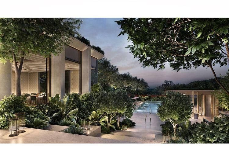 Raffles Sentosa Resort & Spa Singapore