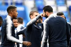 Kumis Adil Rami dan Keberhasilan Perancis Juarai Piala Dunia 2018