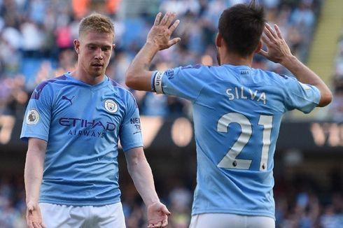 Hasil Liga Inggris, Leicester Terus Tempel Manchester City