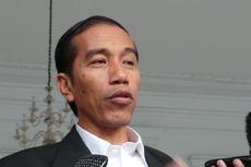 Tanggapan Jokowi Unggul di Survei Capres Litbang