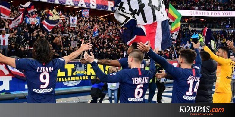 Montpellier Vs PSG, Kemenangan Memuaskan untuk Les Parisiens