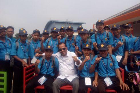 Kunjungi STPI Curug, Menhub Cek Kualitas SDM Peserta Didik