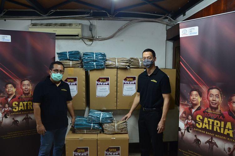 Toyota Berikan Bantuan Alat Kesehatan kepada 10 Rumah Sakit dan Puskesmas di Indonesia
