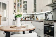 6 Cara Mudah Mempercantik Dapur Tanpa Renovasi