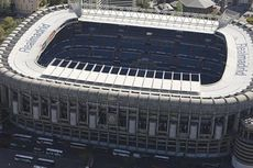 Microsoft: Kami Takkan Ubah Nama Stadion Santiago Bernabeu!