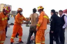 3 Hari Terperangkap di Saluran Pembuangan, Petugas Sampah Selamat karena Jarinya