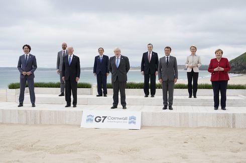 China Sindir Anggota G7: Masa