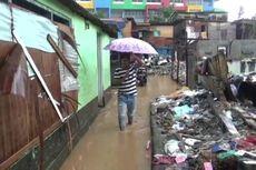 Jumat Sore, Banjir dan Genangan Rendam Sejumlah Permukiman Warga dan Jalan di Jakarta Timur