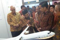 Pemerintah Pastikan Dukung Pembuatan Pesawat R80