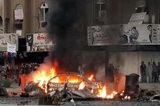 Peledakan Bom dan Penembakan di Irak Tewaskan 22 Orang