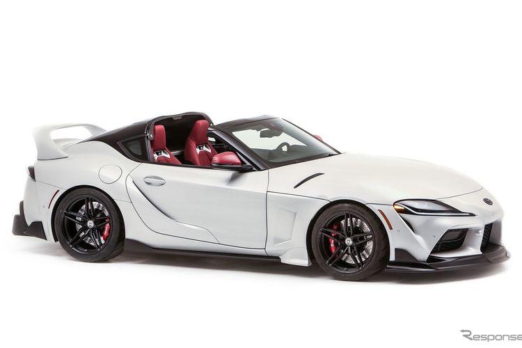 Toyota Supra versi modifikasi yang dilakukan oleh Toyota di Amerika Serikat.