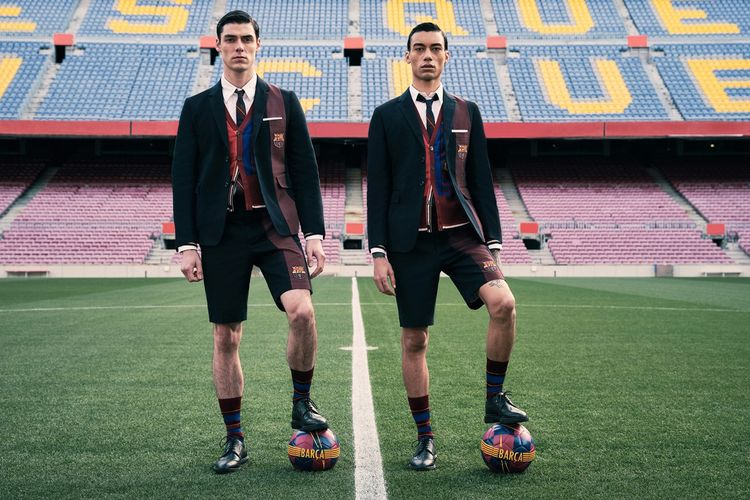 Thom Browne x Barcelona Collection