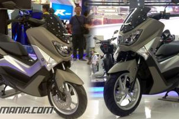 Yamaha Nmax Non Abs Lebih Murah Rp 4 4 Juta