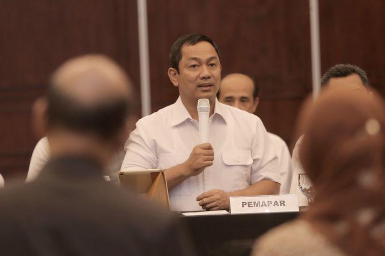 Revitalisasi Kampung Melayu, Wali Kota Hendi akan Bangun Water Front City