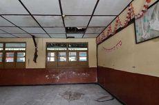 Sudah 4 Bulan, Atap SDN 015 Kota Bandung yang Ambruk Belum Diperbaiki