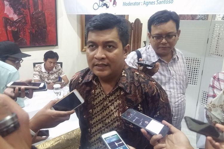 CEO The Initiative Institute, Airlangga Pribadi