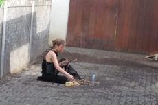 Perempuan Asal Amerika Gedor Pintu Rumah Warga Tanpa Alasan di Bali, Diduga Depresi