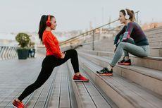 Olahraga Ringan untuk Redakan Nyeri Menstruasi