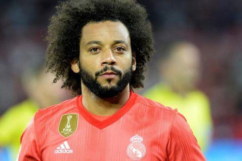 Marcelo Sebut Kekalahan Madrid Lebih Menyakitkan daripada Cederanya
