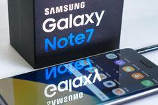 Samsung Sudah Tahu Penyebab Terbakarnya Galaxy Note 7
