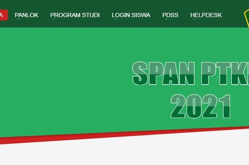 SPAN-PTKIN 2021 Diumumkan, 5 Prodi Ini Paling Diminati