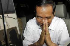 Soal Kabar 6 Nama Cawapres, Jokowi Persilakan Tanya ke Mega