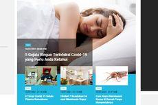 [POPULER TREN] 5 Gejala Ringan Terinfeksi Covid-19   Indonesia Peringkat 3 Kematian Harian Terbanyak di Dunia