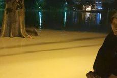 Warga Desa Wadas Karawang Kebanjiran di Malam Ramadhan Pertama