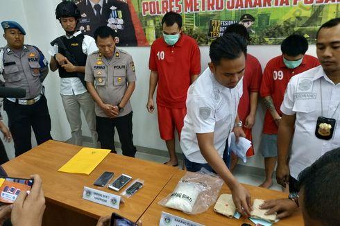 Polisi Tangkap Pengedar Narkoba Jaringan Internasional yang Jual Kokain Ethiopia