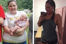 Makan 6 Kali Sehari, Wanita Ini Turun Berat Badan Hingga 50 Kilogram