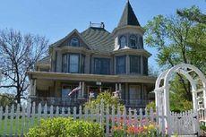 Rumah Klasik Ini Dilego Senilai Rp 11,9 Miliar