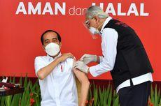 Dua Tahun Jokowi-Ma'ruf, Vaksinasi Covid-19 dan Harapan Menuju Endemi