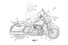 Harley Davidson Ajukan Paten Pengereman Darurat Canggih