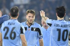 Hasil dan Klasemen Liga Italia, Lazio Tempel Ketat Juventus