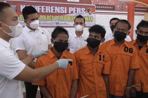 Hendak Belanja ke Pasar, Pedagang Ikan Dirampok 4 Pelaku Bersenjata Tajam, Polisi: Mereka Masih Muda