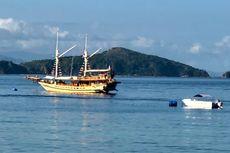 Kapal Wartawan Istana yang Terbalik di Labuan Bajo Sempat Digunakan Menteri