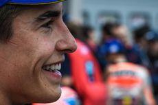 Lintasan Basah atau Kering, Tak Masalah buat Marquez